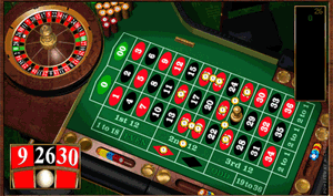 Play Roulette at Blackjack Ballroom
