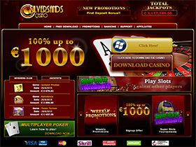 Claim Your Welcome Bonus at Silversands Casino and Play Blackjack